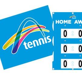 tennis scoreboards in Australia