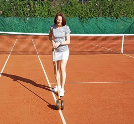 match liner tennis court line sweeper