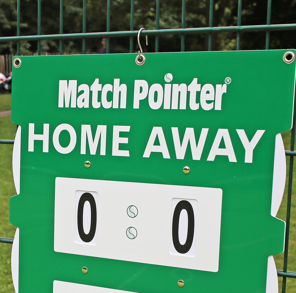 Match Pointer Home and Away